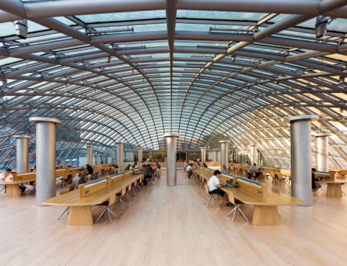 University of Chicago Mansueto Library