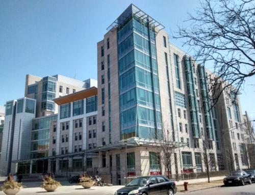 University of Chicago Renee Granville-Grossman Residential Commons